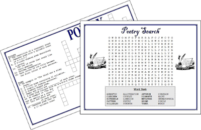 https://www.teacherspayteachers.com/Product/Free-Poetry-Puzzles-227689