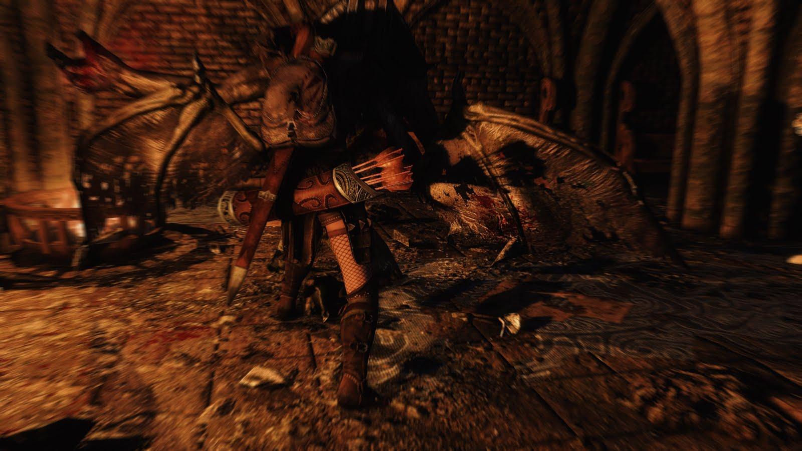 Leonaria Quentillius - Adventures in Skyrim : The Adventures