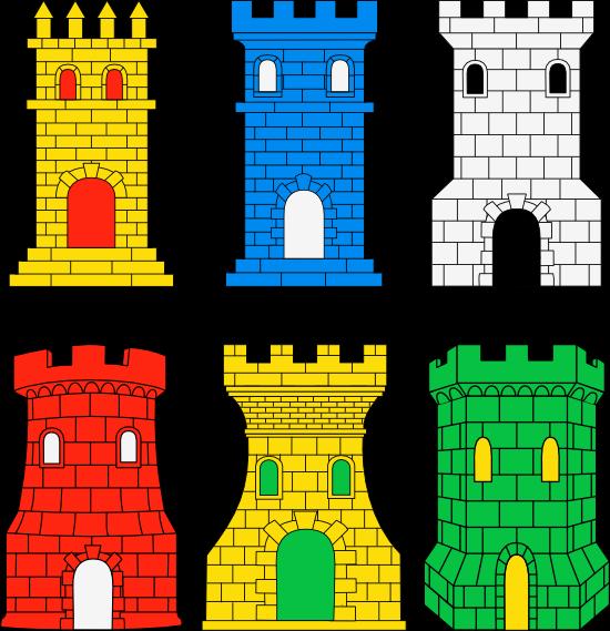 Dibujo Heráldico La Torre