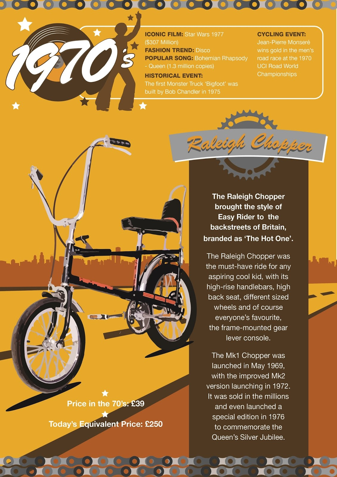 Bikes Through The Decades With Halfords