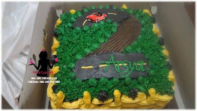 Kue tart Ulang Tahun Unik