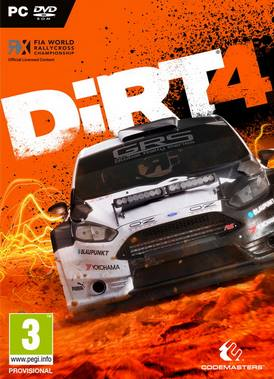 DiRT 4 Para PC [Full] Español [MEGA]