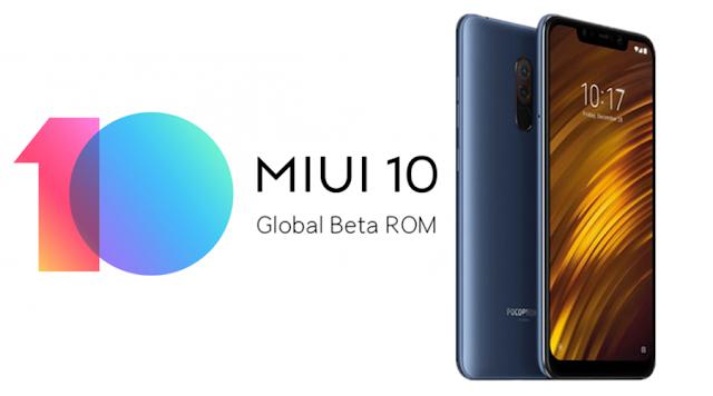 Kumpulan Rom MIUI 10 Global Beta Fastboot tgz dan Recovery