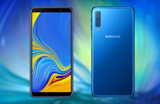 Cara Split Screen di Samsung Galaxy A7 2018 Tanpa Aplikasi Pihak Ketiga