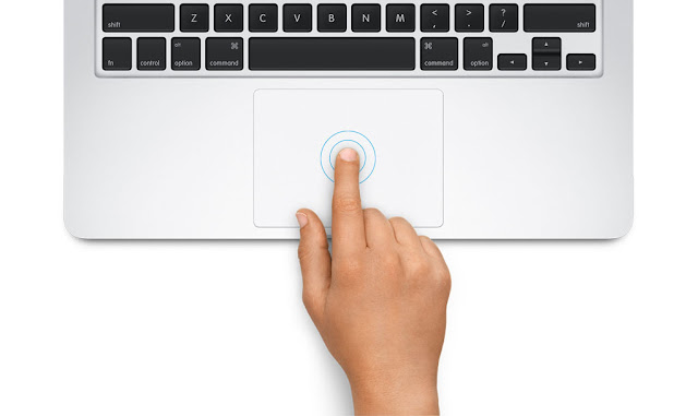 Macbook Force Touch