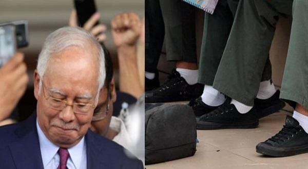 Nakal Betul Najib Bila Perli Menteri Pendidikan Tentang Cara Nak Bentuk Pelajar Cemerlang. Kelakar Habis
