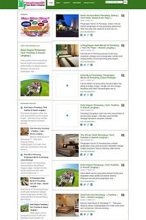 Jual blog niche hotel pemalang
