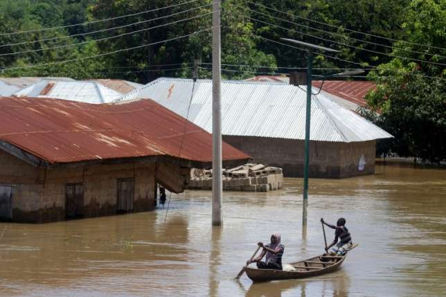 3-year-old, 9 others killed in Anambra Flood.