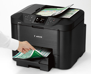 Download Canon Maxify MB5120 Driver Printer