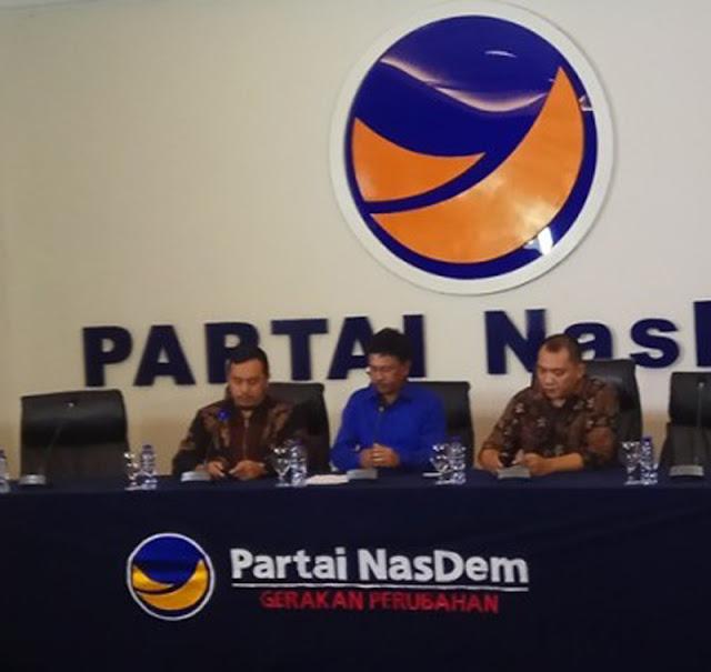 Ditetapkan Jadi Tersangka, Mustafa Mundur Dari Ketua DPW Nasdem Lampung