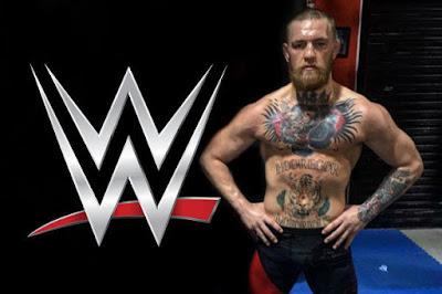 Após derrota no UFC, Conor McGregor pode ir para o WWE