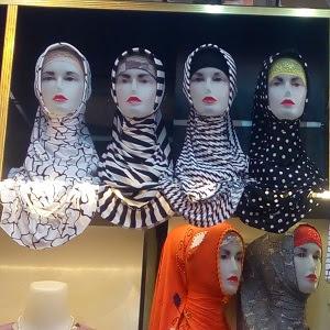 Hijab Monochrome Arzetti