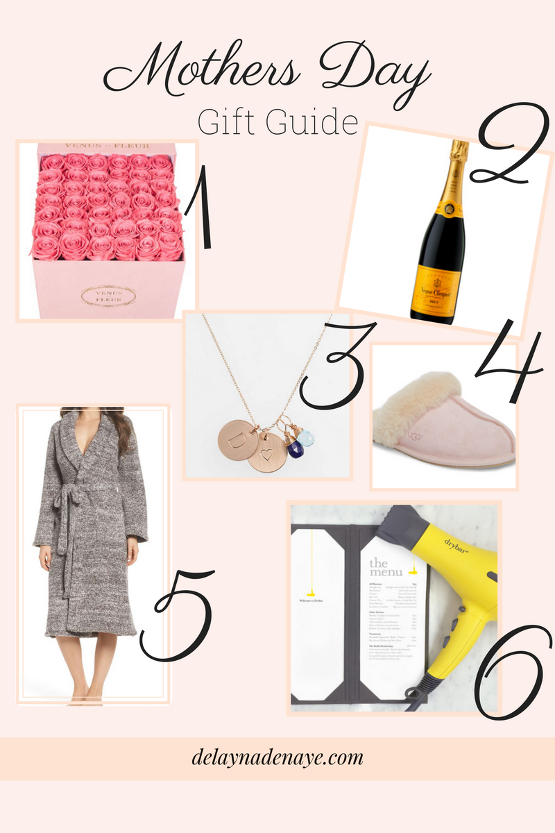Mothers Day Gift Guide featured by popular Denver style blogger, Delayna Denaye