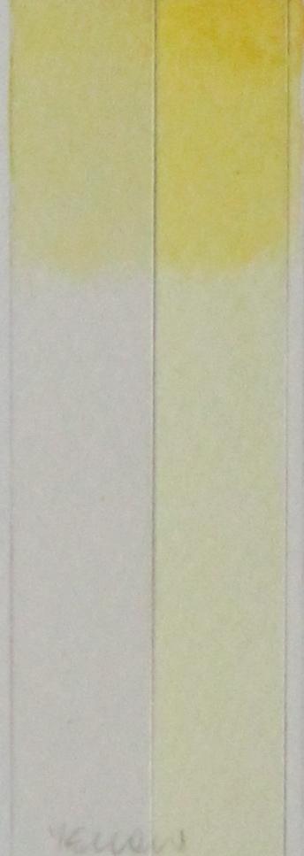 Gamboge : gamboge, Blundell, Artist:, Gamboge