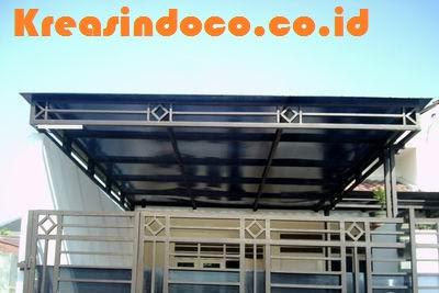 Beberapa Pilihan Atap Canopy Yang Bisa Anda Pilih