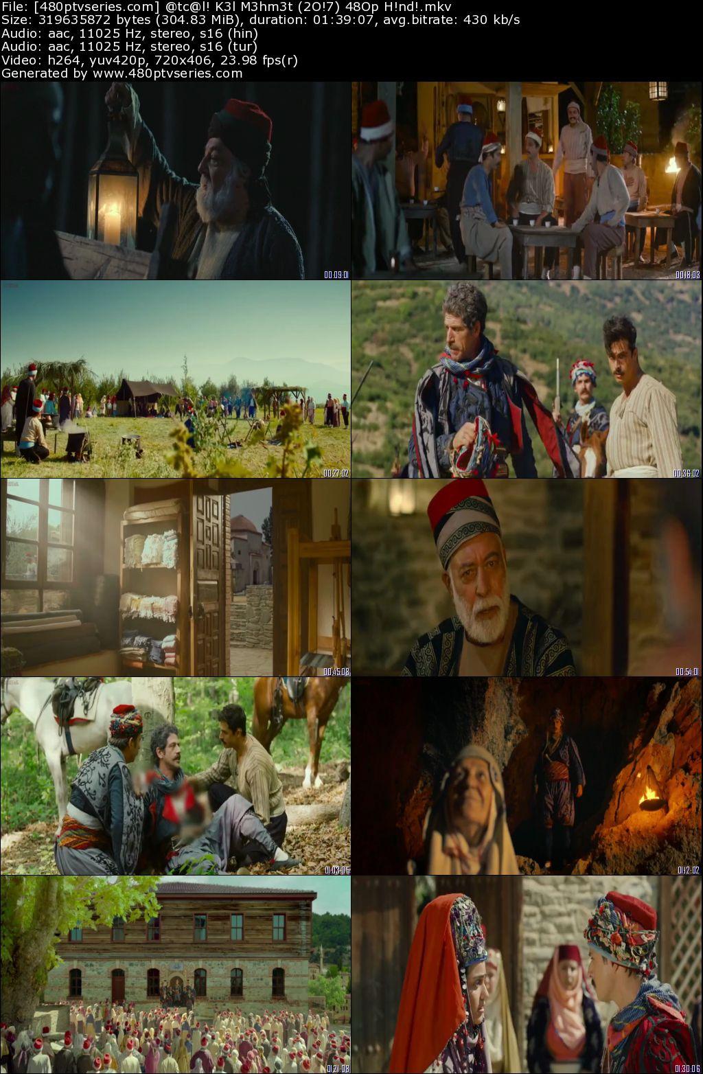 Atçali Kel Mehmet (2017) 300MB Full Hindi Dual Audio Movie Download 480p HDTVRip Free Watch Online Full Movie Download Worldfree4u 9xmovies