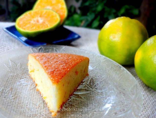 Low Fat Cake Recipes With Yogurt Uk: Low Fat Orange Yogurt Cake