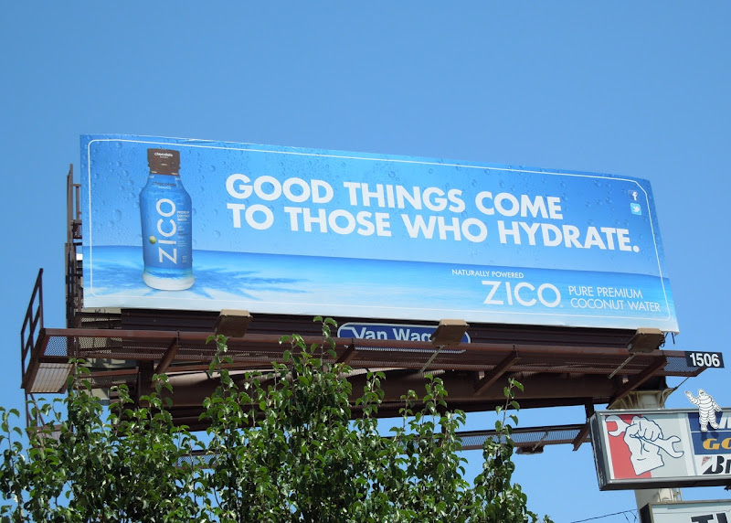 Good things Zico billboard