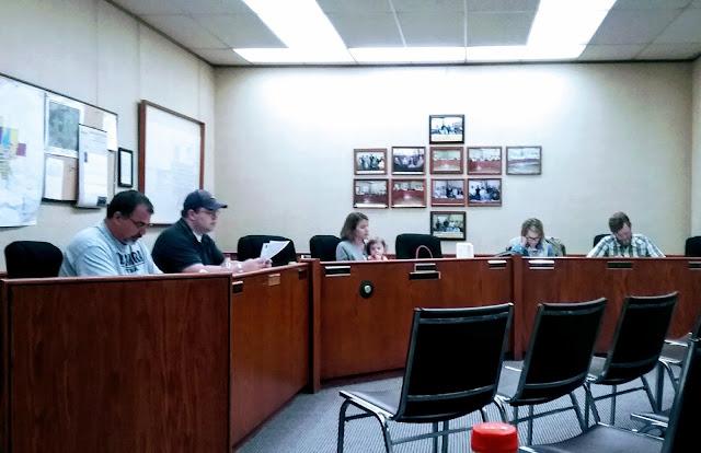 metamora herald park board meeting