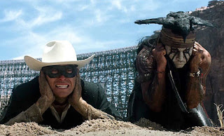 Lone Ranger movie bomb