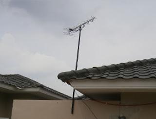 jasa pasang antena tv pengasinan