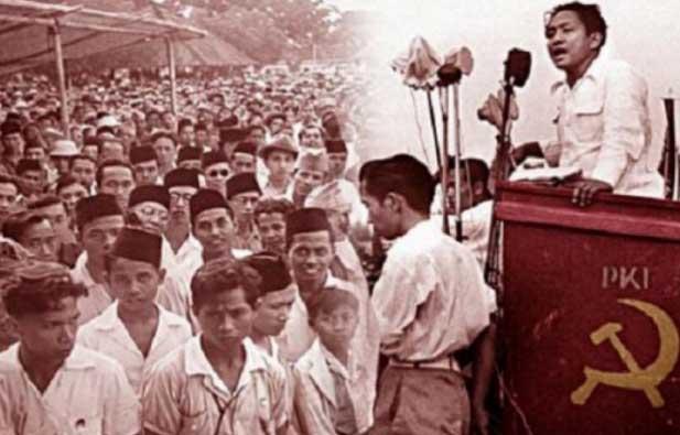 Pembuatan ulang film G30S/PKI jangan untuk membelokkan sejarah