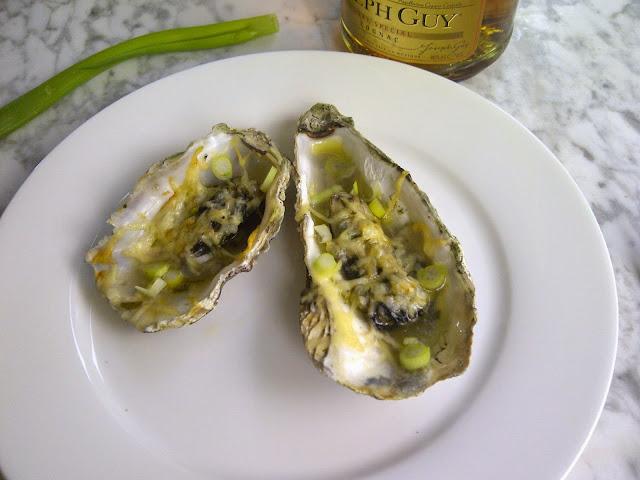 oesters cognac