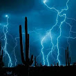 Storms and Lightening Strikes