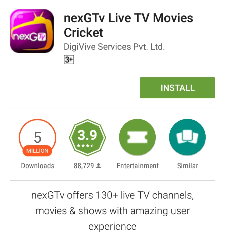 Mobile Me TV Kaise Dekhe Online TV Apps Ki Jankari ~ Hindi Me