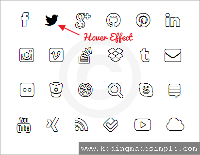 black-and-white-minimal-social-media-icons