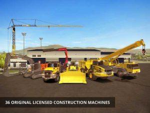 Image Game Construction Simulator Apk Mod