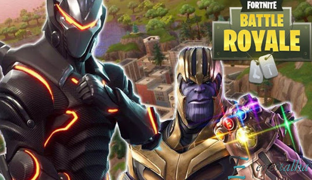 Fortnite Thanos Modu