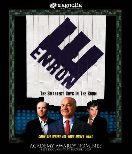 Ticker Talks Film Enron The Smartest Guys in the Room