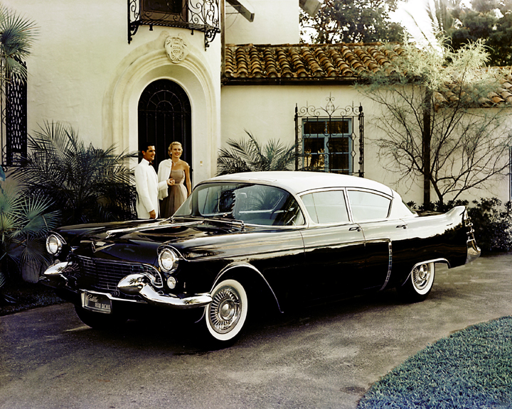 Lost Show   Concept Cars of GM Among the trio of fiberglass Cadillac dream cars created for the 1954 GM  Motorama was the Park Avenue  and you probably always thought the name  belonged to