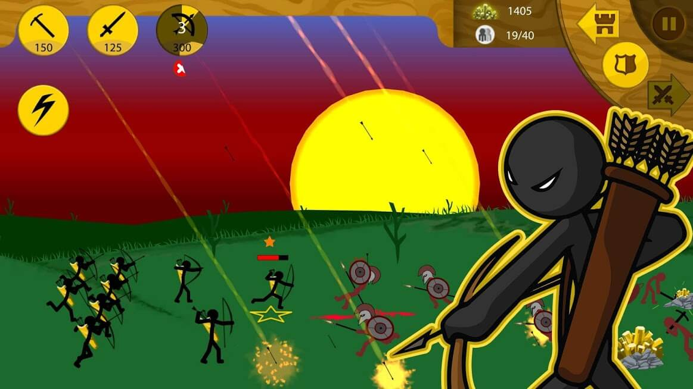 Stick War: Legacy MOD Diamantes Infinitos 2020.2.163