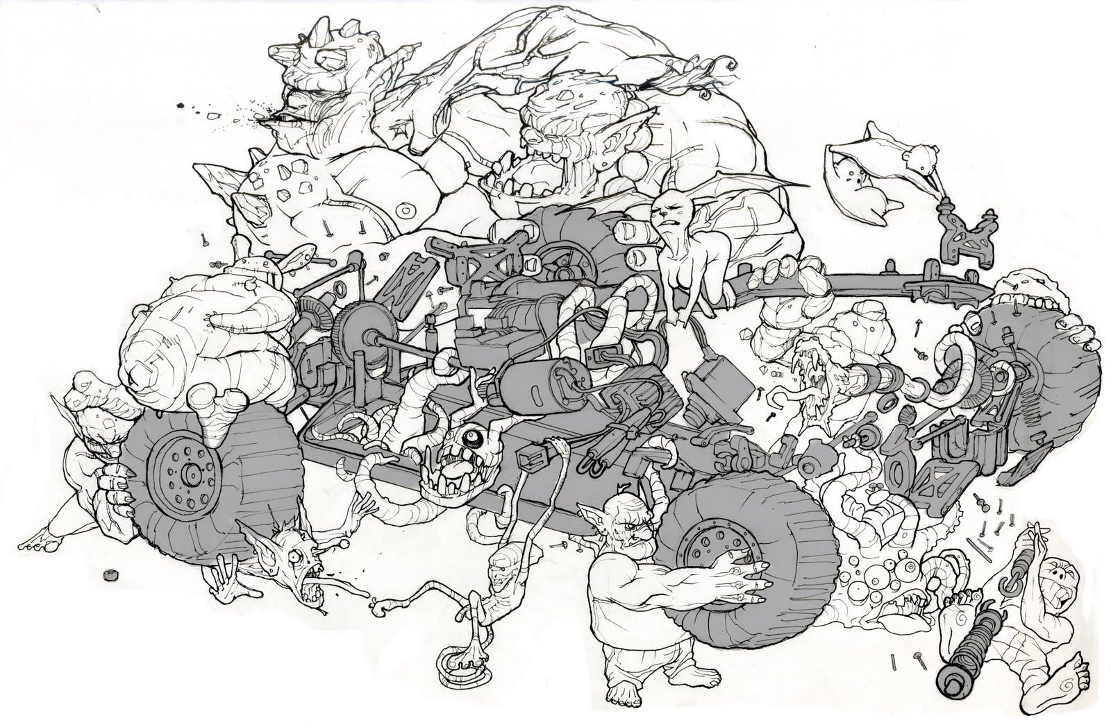 Art Of Jason Kang September