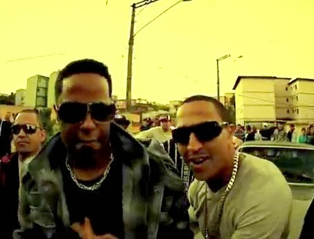 "Mano Brown & Lino Krizz - ""Amor Distante"" #MusicaNova"