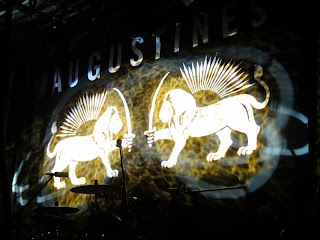 12.11.2014 Düsseldorf - Zakk: Augustines