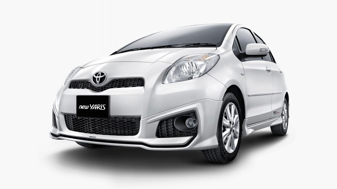 Harga New Yaris Trd 2018 Toyota Tahun 2014 Wajah Baru Yang Kian Agressive Dan