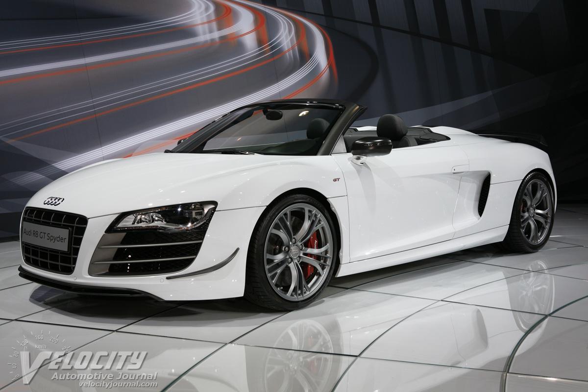 NeoReleaseCar: 2012 Audi R8 GT Spyder