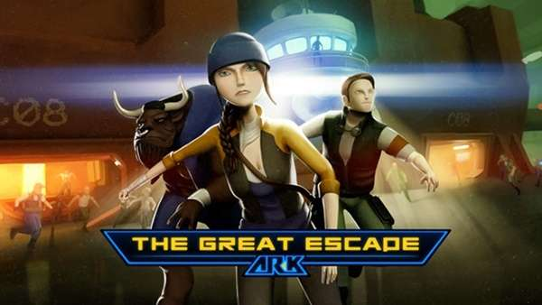 AR-K: The Great Escape Episodio 3 PC Full Español