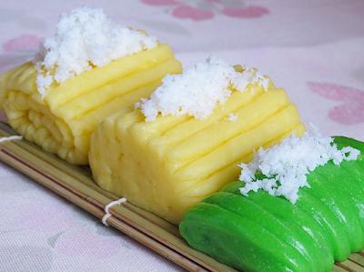 Resep Kue Tradisional Getuk Simple Yummiii