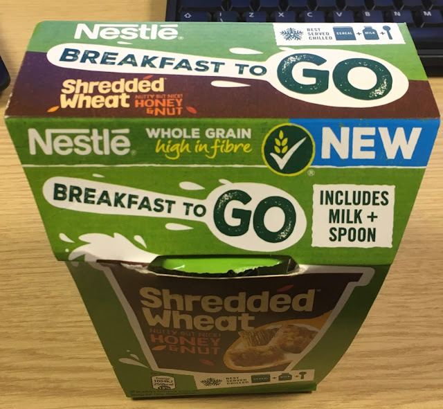Breakfast To Go Shredded Wheat