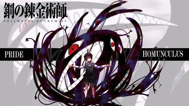 Kumpulan Foto Fullmetal Alchemist - Brotherhood - Fakta dan Videonya