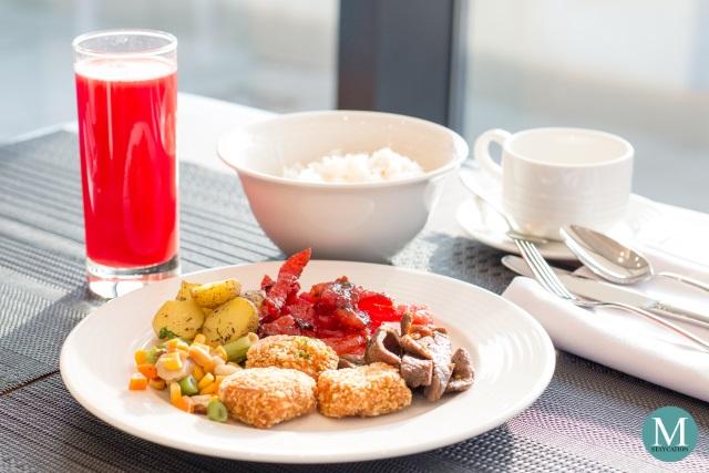 Breakfast Buffet at Park Inn by Radisson North EDSA