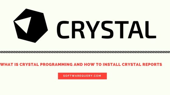 Install Crystal Reports