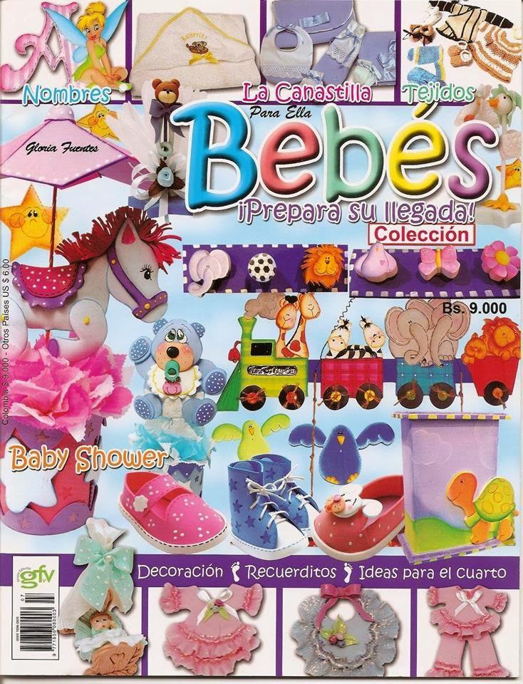 Revista para baby shower gratis revistas de manualidades for Revistas de decoracion gratis