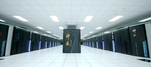 首臺全中國製超級電腦「神威太湖之光」打敗美國。速度全球第一|數位時代