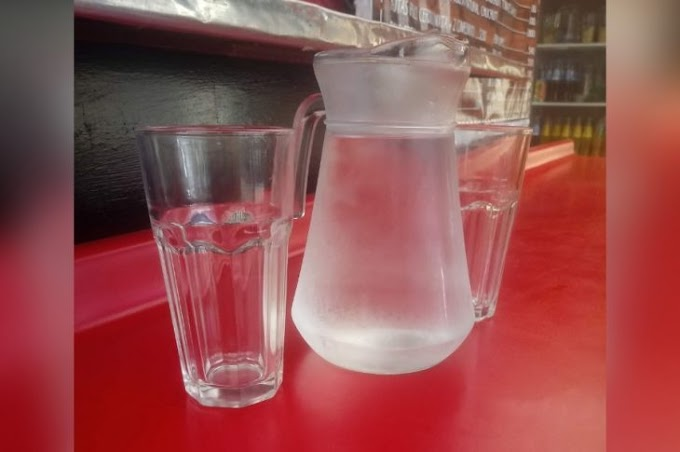 Para aplaudir: Restaurant frente a ciclovía en Concepción ofrece agua helada gratis a ciclistas