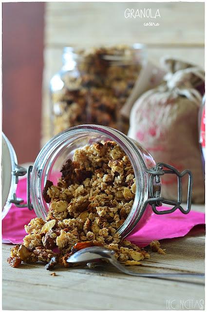 Granola recomendada- Granola en casa: crujiente, fácil y saludable- Videoreceta
